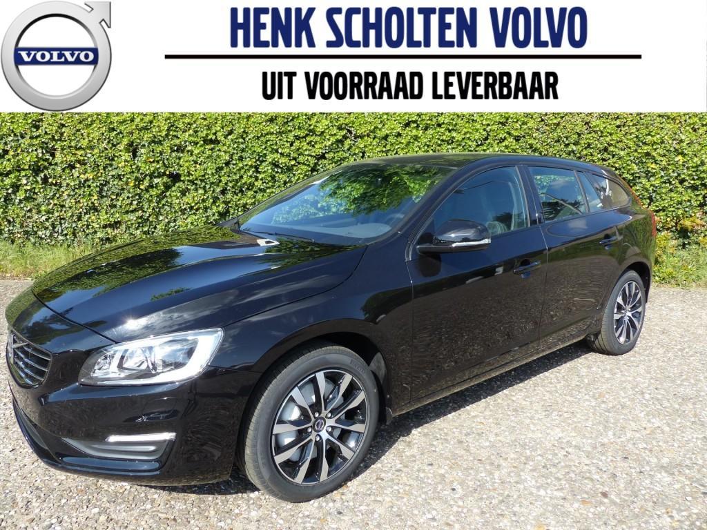 Volvo V60 T2 122pk aut. polar+ dyn, vanaf €526 private lease, comfort line