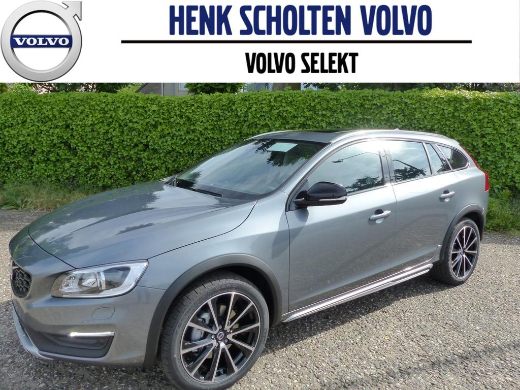 Volvo V60 cross country D4 190pk geartronic polar+ dynamic luxury