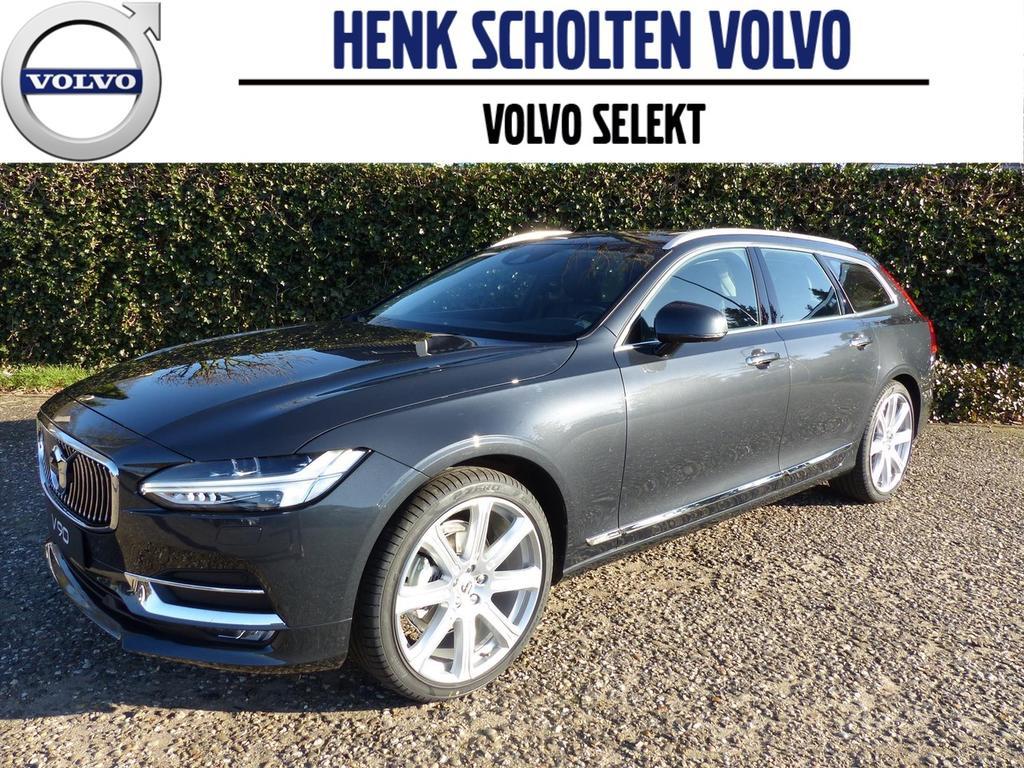 Volvo V90 D4 gt inscription, versatility, scandinavian line