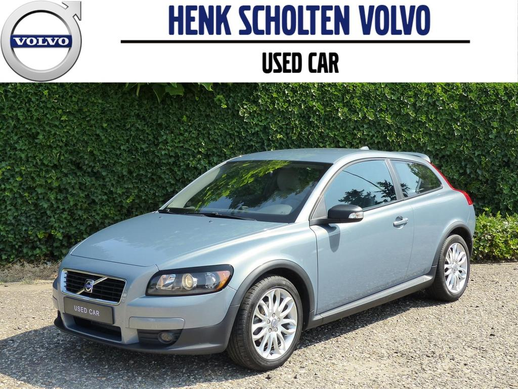 Volvo C30 1.8 sport, leder, bluetooth, climatronic, parkeersensoren