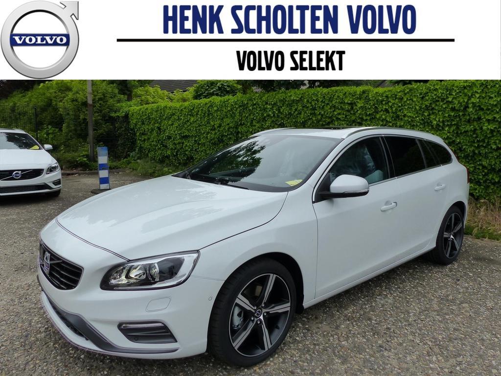 Volvo V60 T4 geartronic bus sport luxury/scan/intellisafe pro line