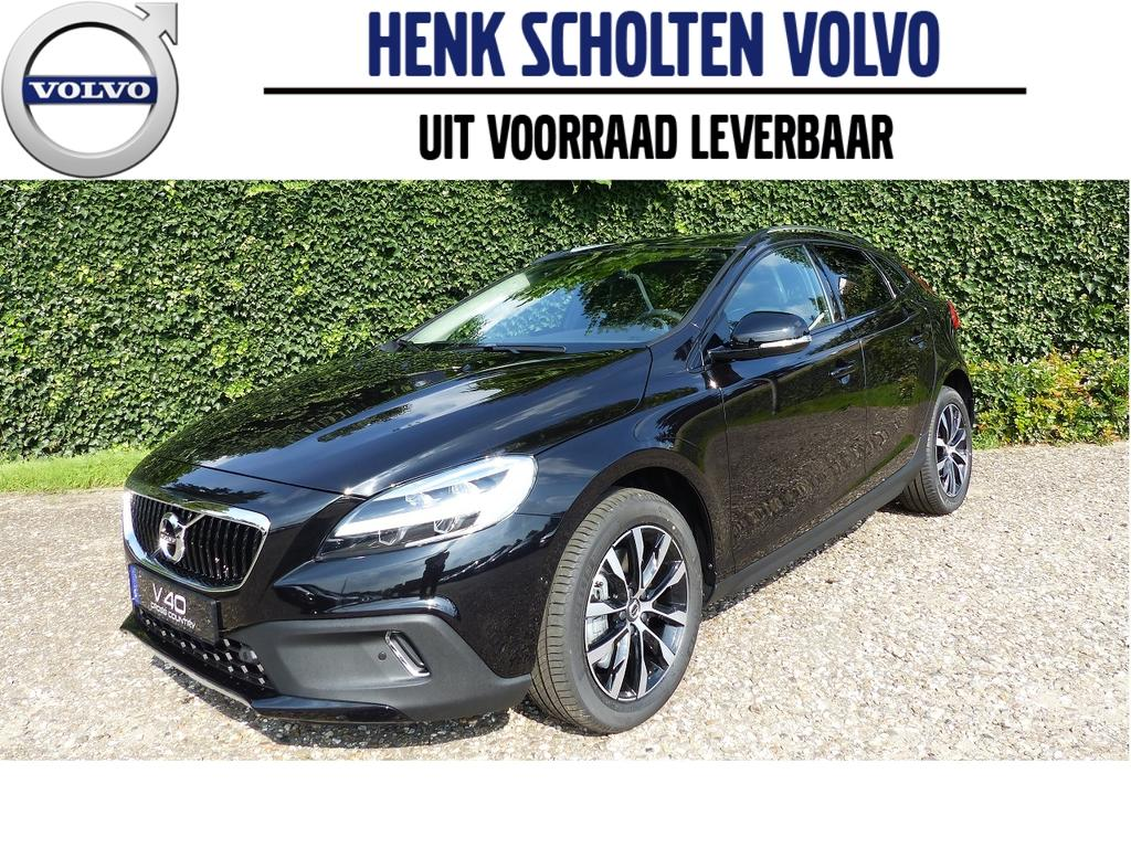 Volvo V40 cross country T3 152pk dynamic ed. luxury line volvo on call parkeerverwarming