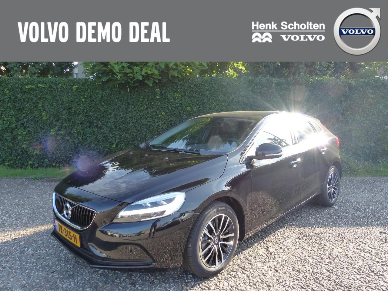 Volvo V40 2.0 d2 120pk gt edition+ navi, led koplampen, volvo on call