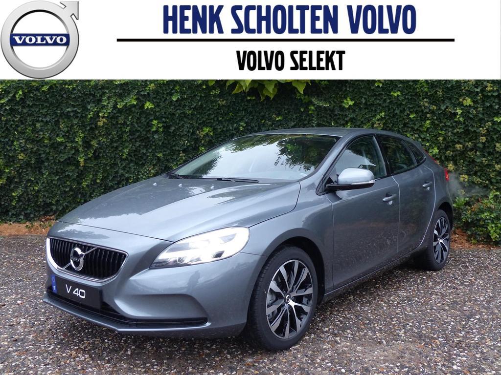 Volvo V40 T3 152pk geartrronic dynamic edition, dab+, schakelpaddles