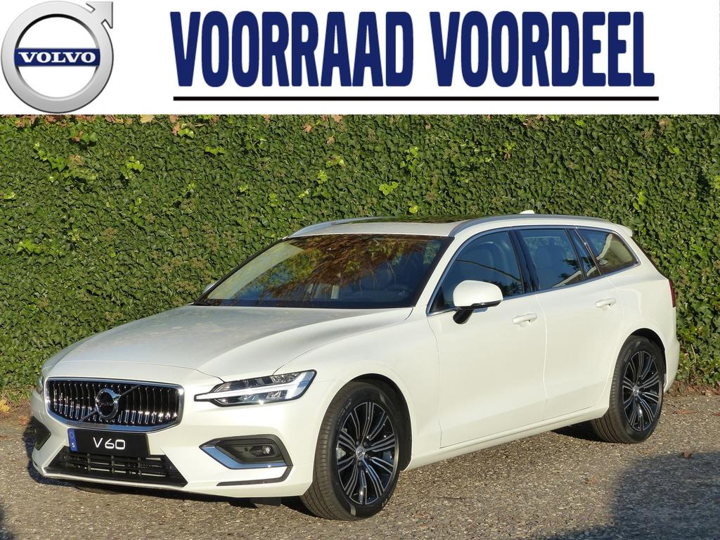 Volvo V60 New d4 190pk gt inscription, intellisafe pro/luxury line, bpc