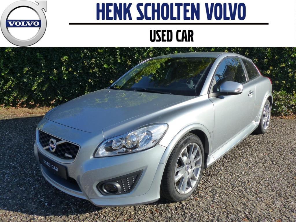 Volvo C30 D2 115pk r-edition, leder, dealer onderhouden