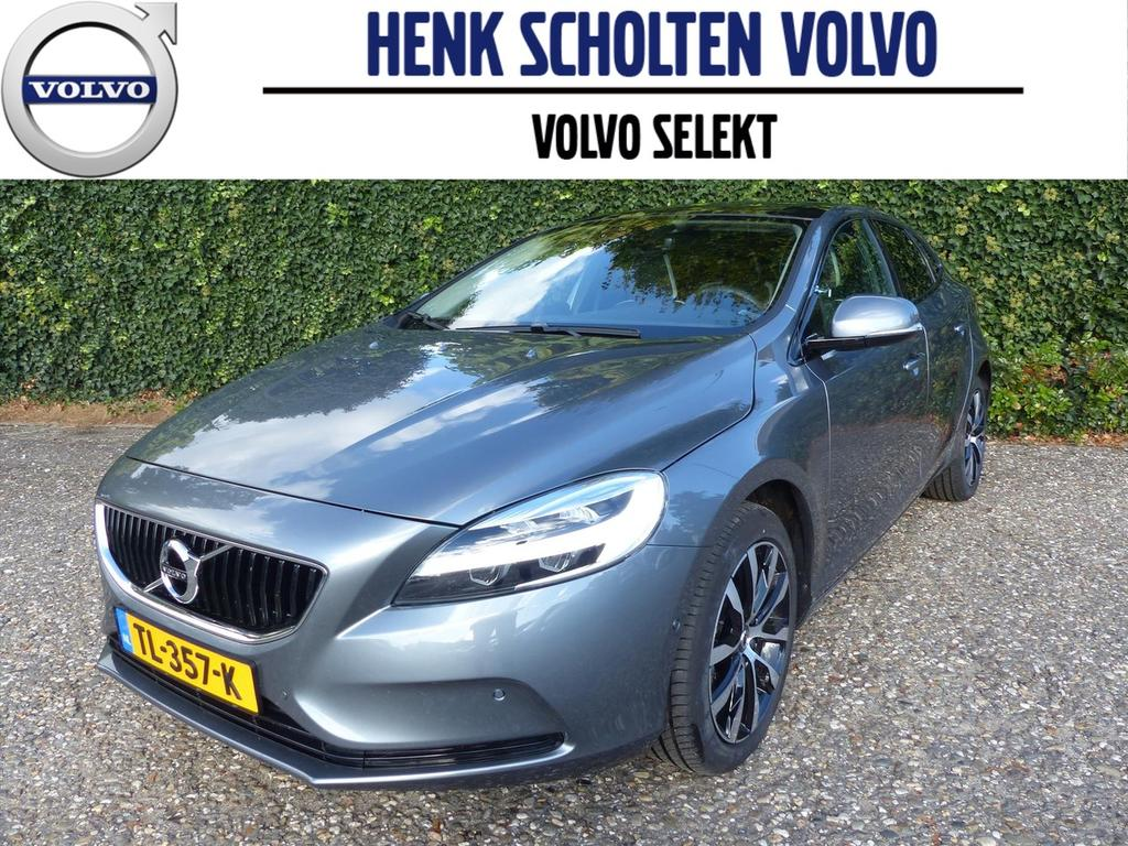 Volvo V40 2.0 t3 152pk dynamic edition, navi, park assist, led