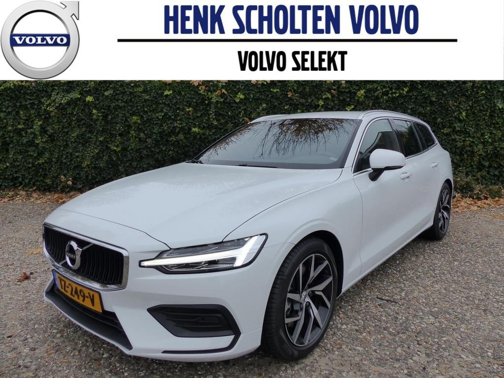 Volvo V60 New t5 gt momentum, business pack connect, park assist voor, camera