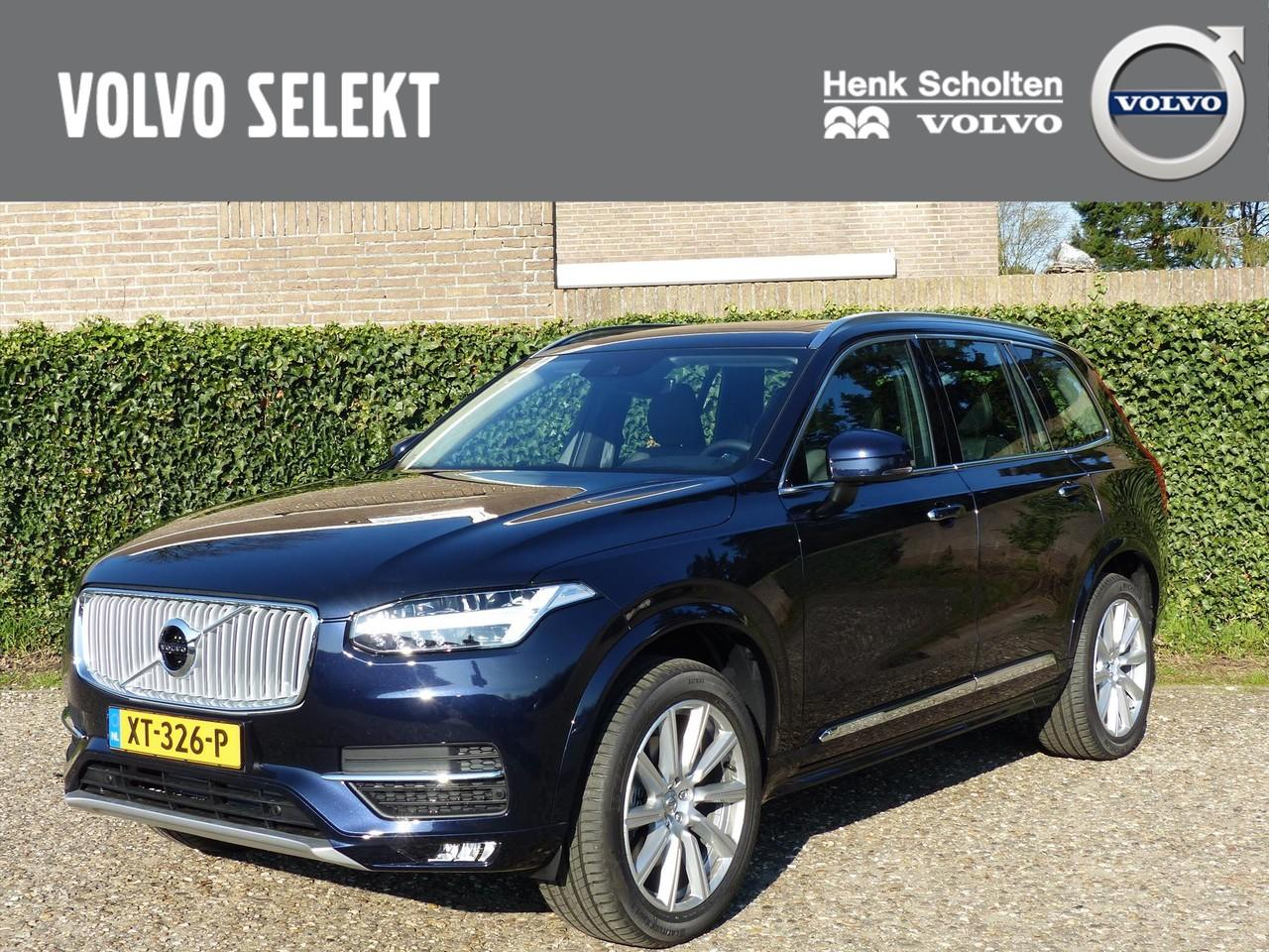 Volvo Xc90 T5 250pk awd gt inscription, business pack connect pro, scandina