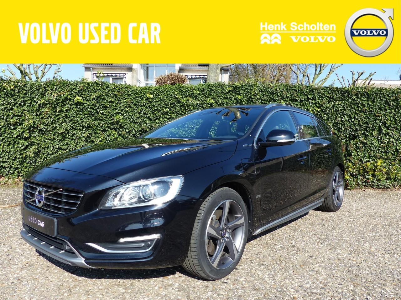 Volvo V60 D6 plug-in hybrid 285pk geartronic awd