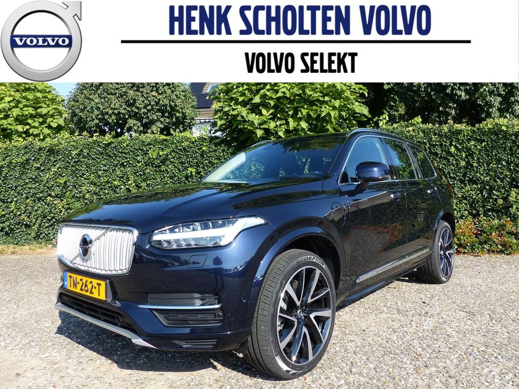 Volvo Xc90 T8 twin engine plug-in hybrid 390pk luchtvering awd inscription