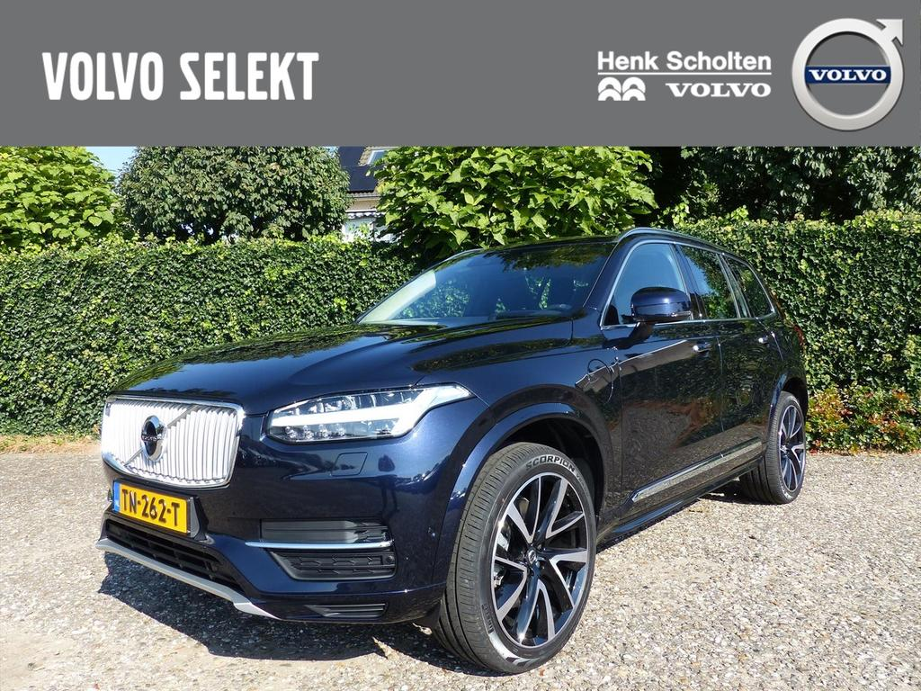 Volvo Xc90 T8 twin engine plug-in hybrid 390pk luchtvering awd inscription