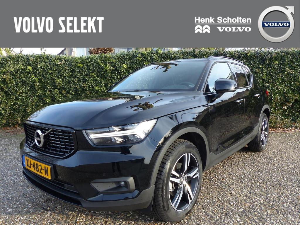 Volvo Xc40 T3 156pk r-design, panoramisch dak, apple carplay
