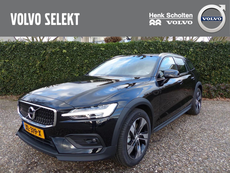 Volvo V60 cross country New d4 awd 190pk intro edition, reservewiel, park assist v&a