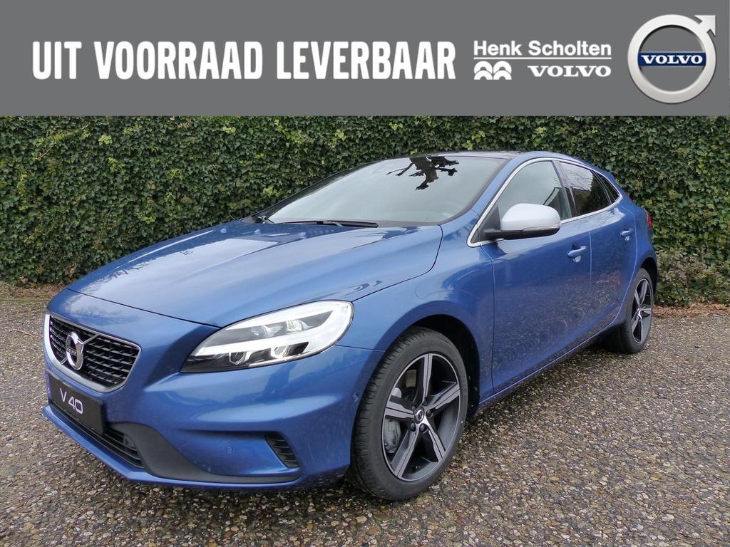 Volvo V40 T3 gt aut. polar + sport, voorrruit verwarming, schakelpaddles