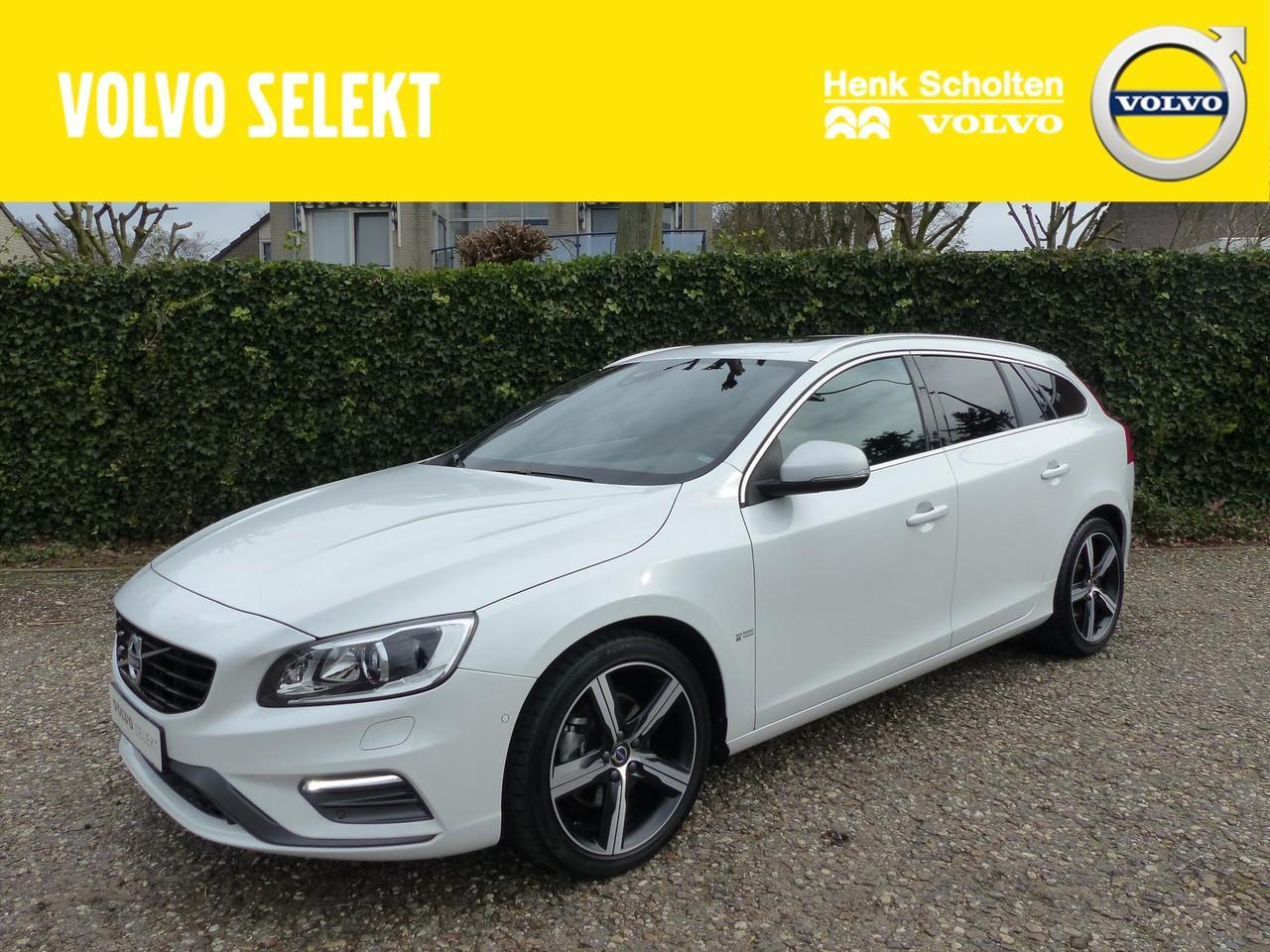 Volvo V60 D4 190pk gt business sport, luxury line, scandin