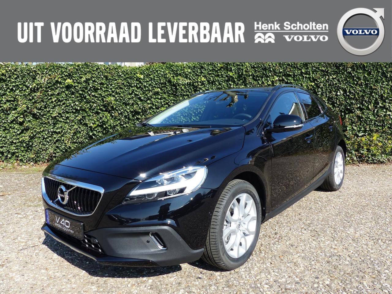 Volvo V40 cross country T3 152pk gt aut. summum polar+ luxury