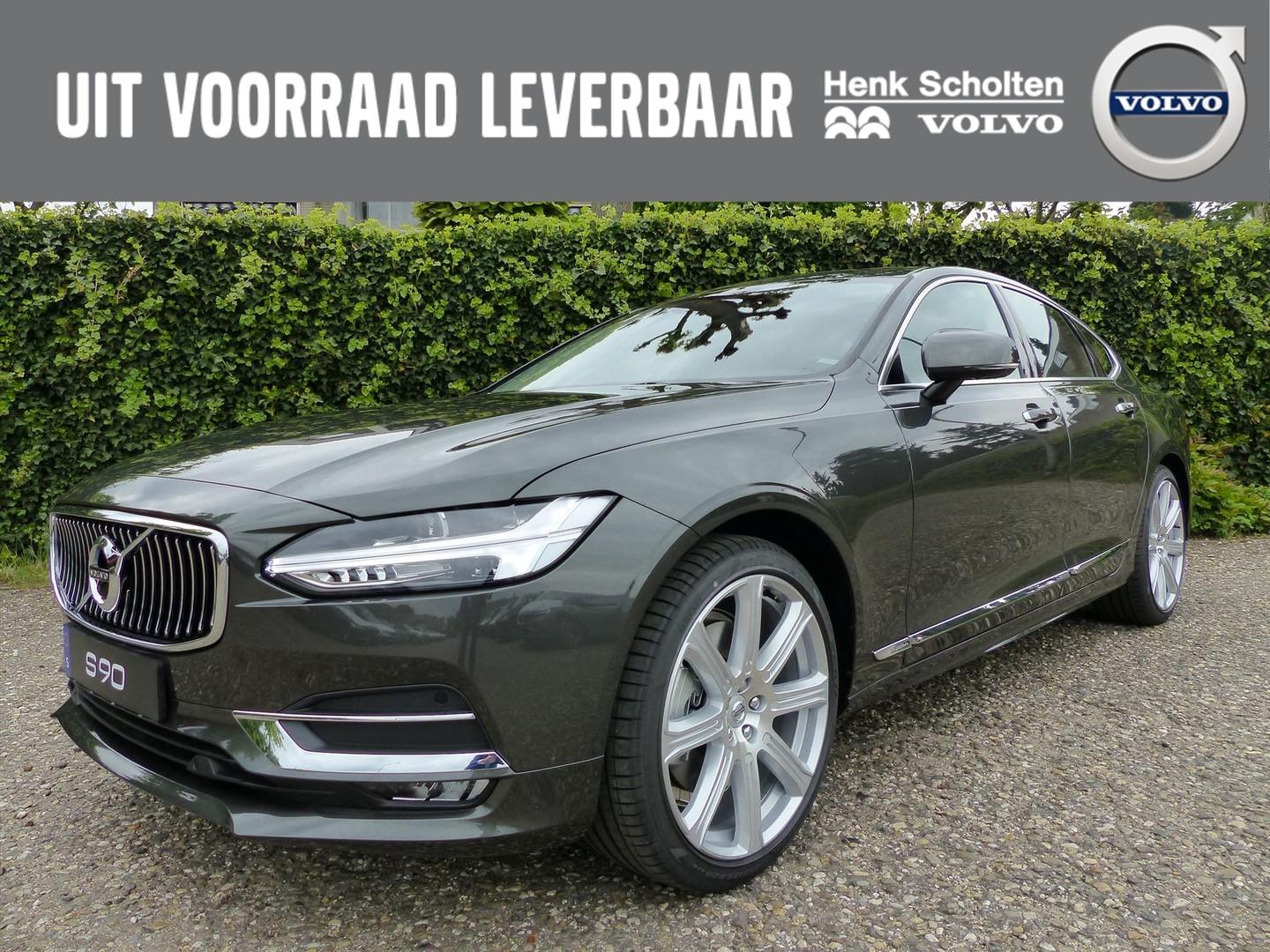 Volvo S90 T4 190pk gt inscription, business luxury plus, 20