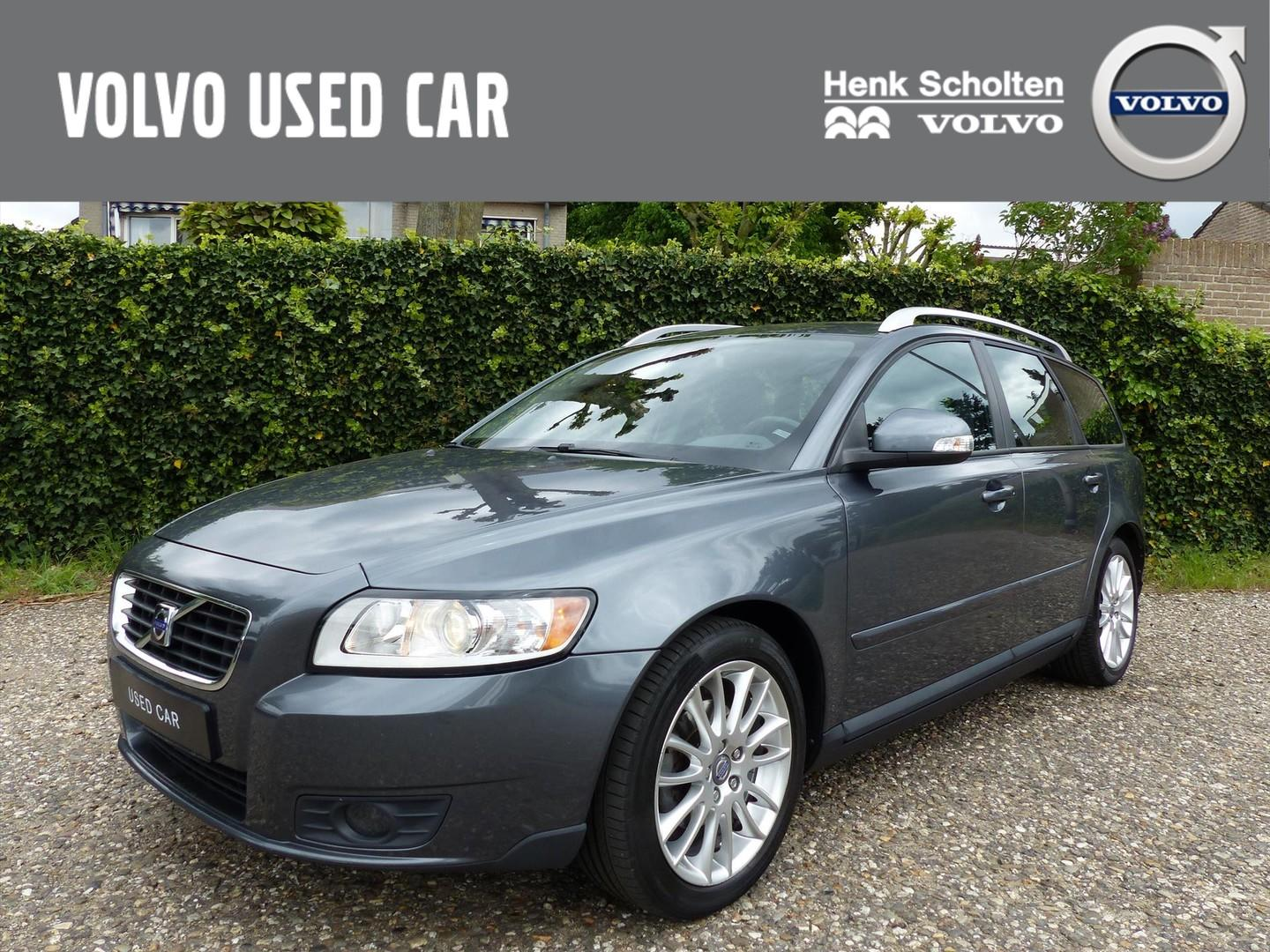 Volvo V50 1.8 edition, climate control, trekhaak, cruise control