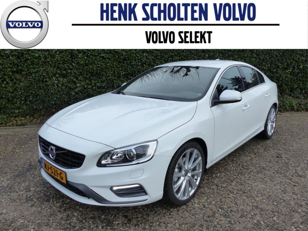 Volvo S60 D2 120pk nordic+ sport navigatie dab+ standkachel