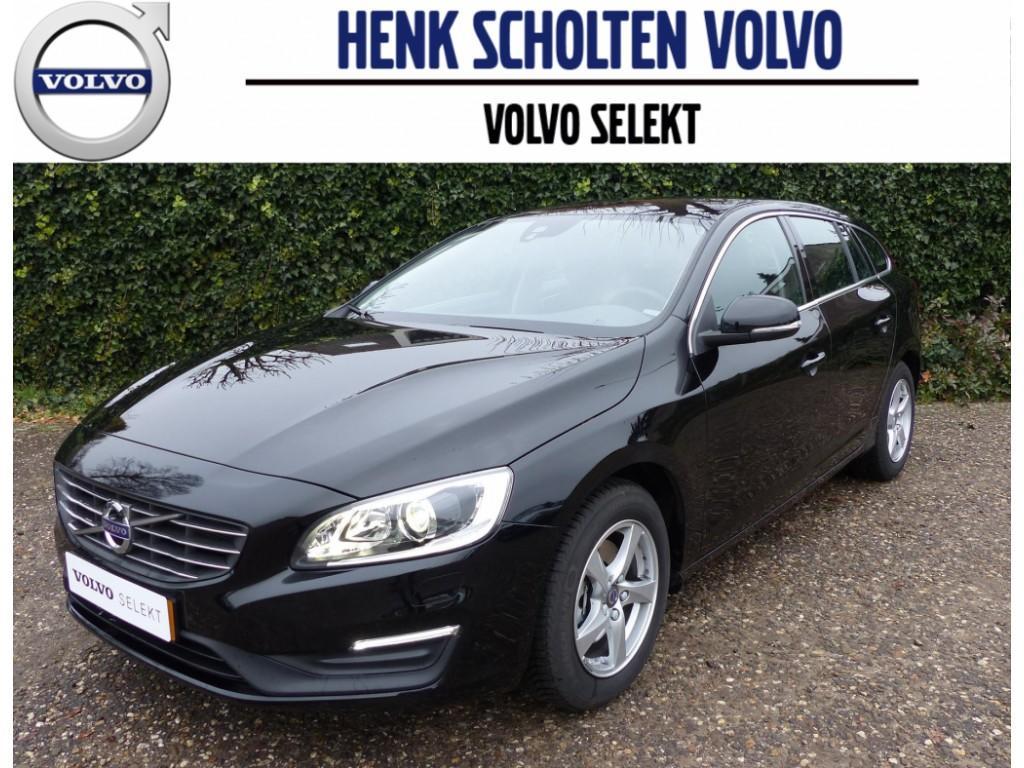Volvo V60 D2 120pk nordic+ navigatie bluetooth xenon standkachel