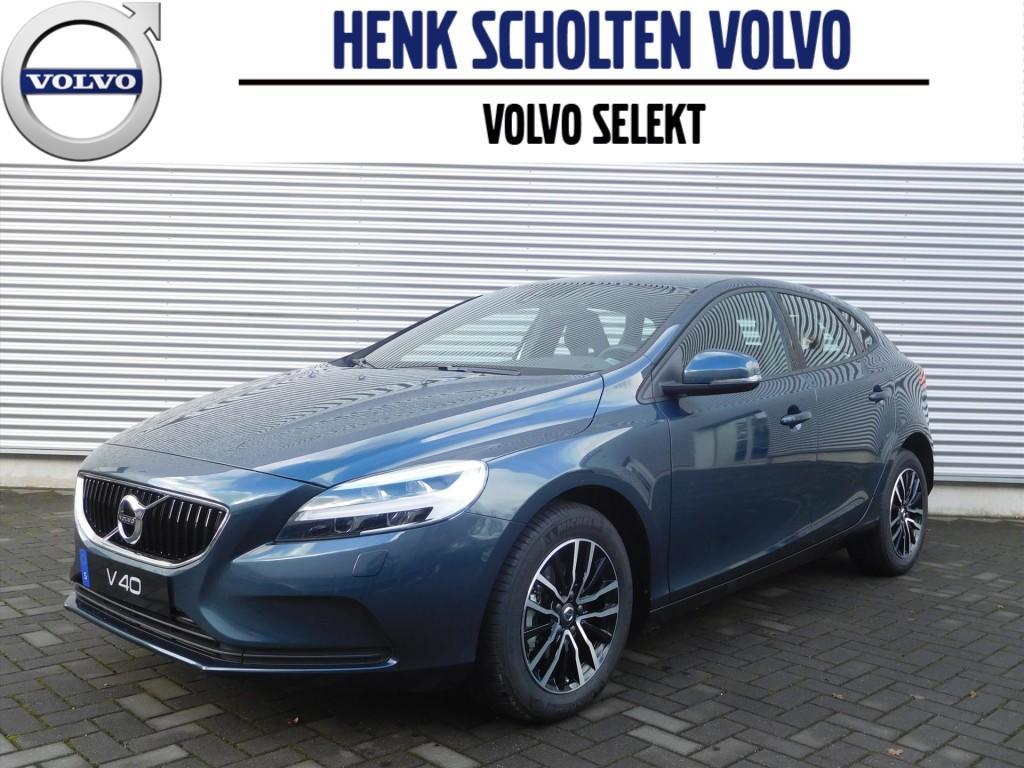 Volvo V40 2.0 d2 120pk nordic+ led, standkachel