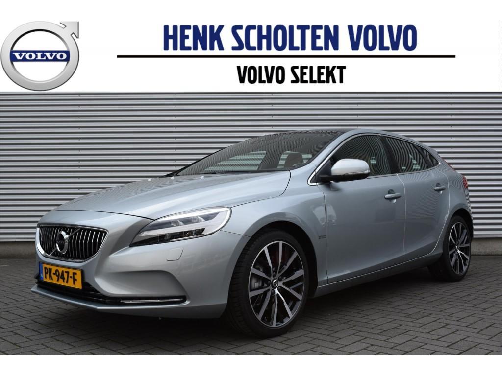 Volvo V40 D3 150pk nordic+ luxury panodak keyless styling kit