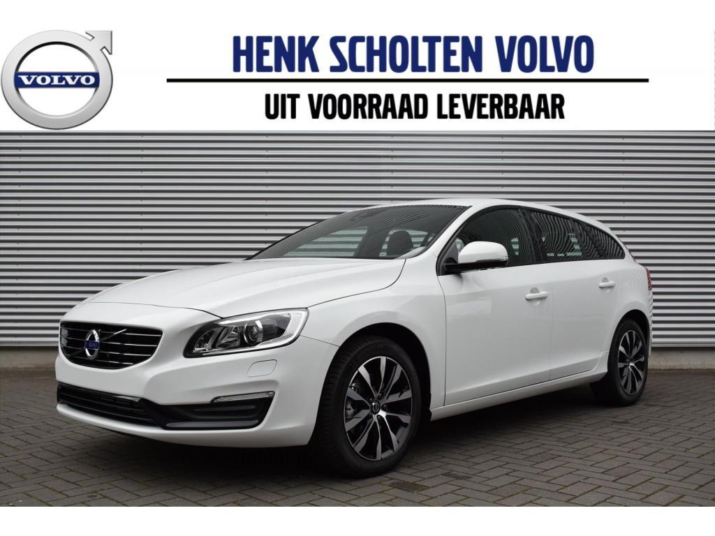 Volvo V60 T3 polar dynamic sport leder xenon