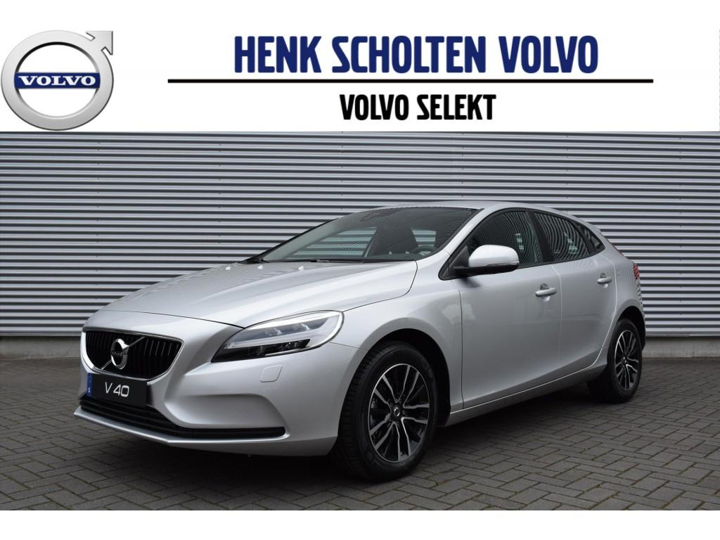 Volvo V40 2.0 t2 122pk nordic+ private lease v.a €410,- pm