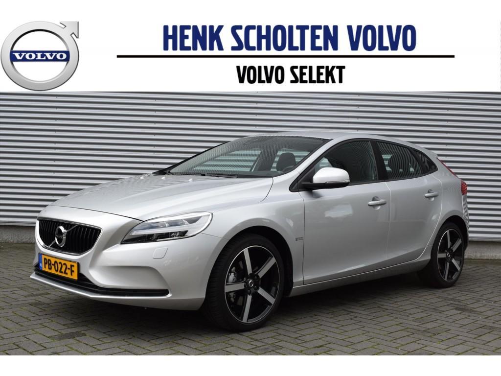 Volvo V40 2.0 t2 122pk nordic+ navi/18-inch/trekhaak