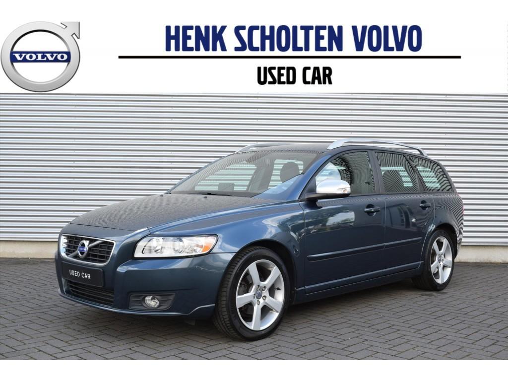Volvo V50 D2 r-design navi 17 inch velgen