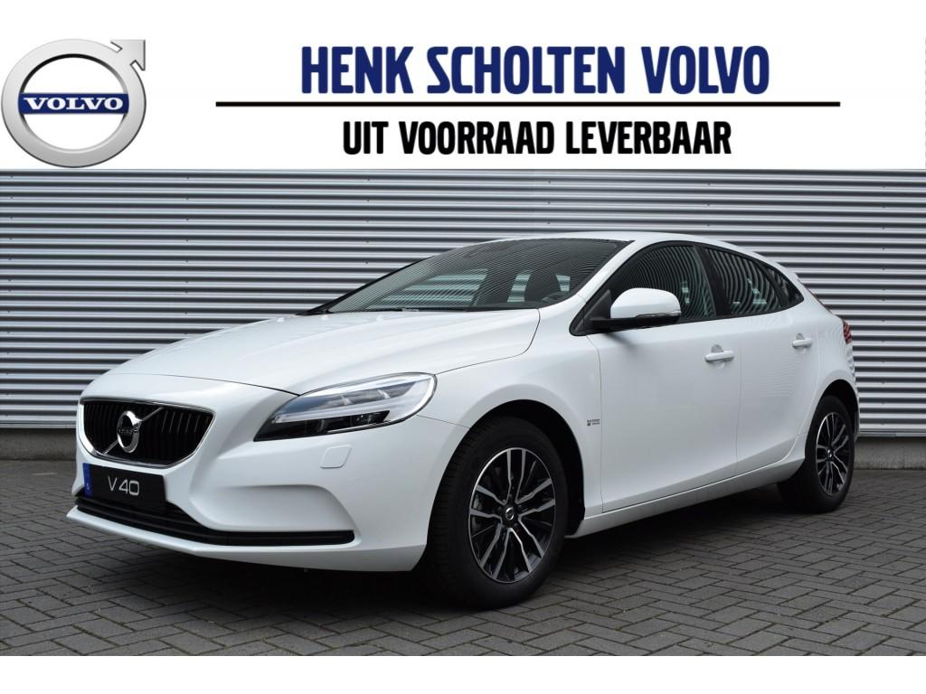 Volvo V40 2.0 t2 122pk nordic+ navi on call