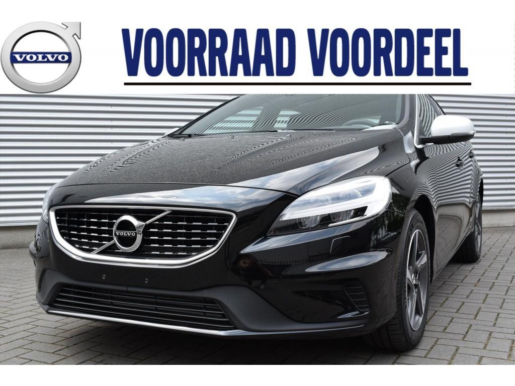 Volvo V40 2.0 d2 aut(6) nordic+ sport r-design