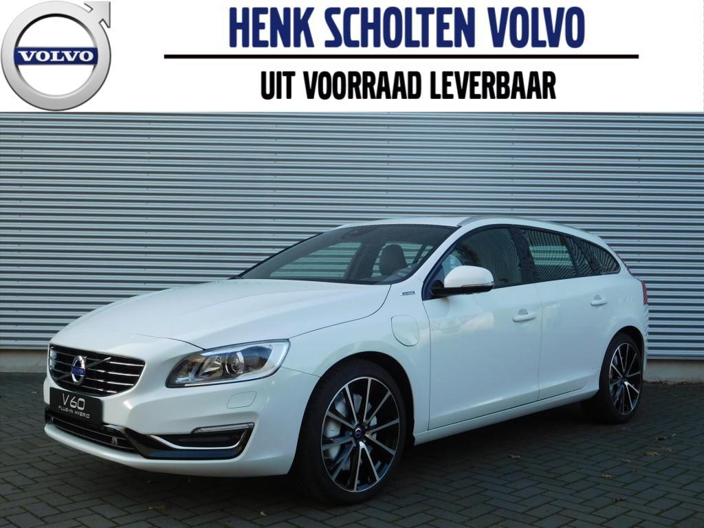Volvo V60 D6 awd 15% special edition nieuw!