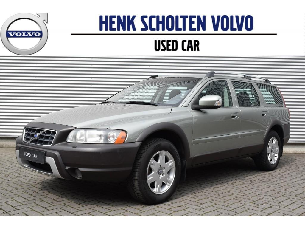 Volvo Xc70 2.5 t awd aut trekhaak ,dealer onderhouden