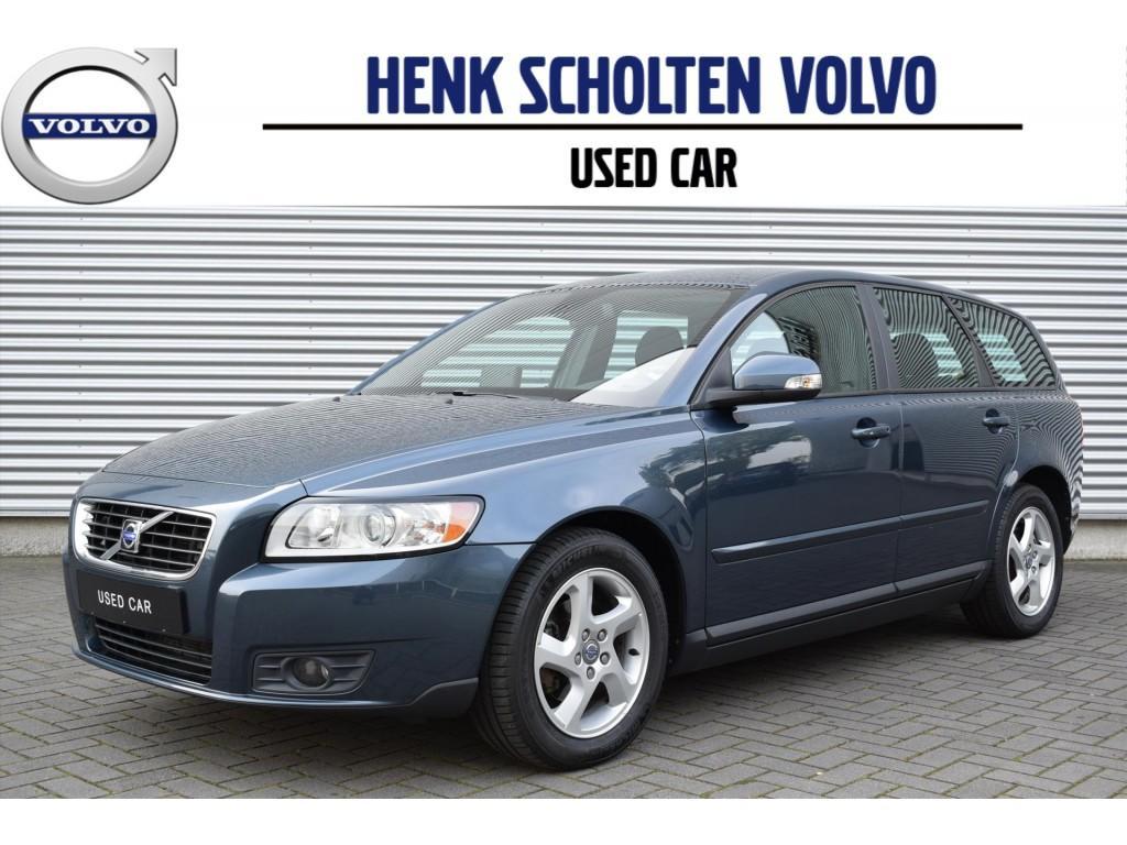 Volvo V50 1.8 edition navi elec stoel geheugen dealer onderhouden