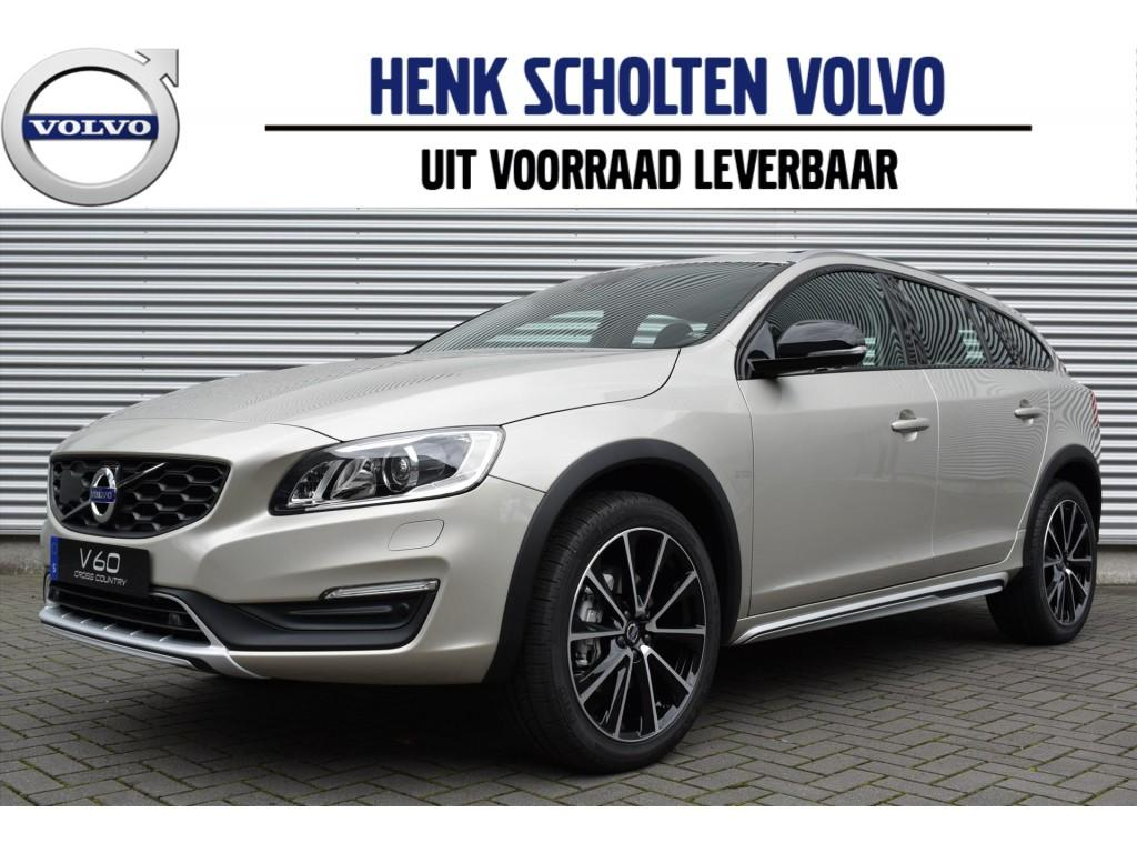Volvo V60 Cc t5 aut(8) polar+ luxury schuifdak camera