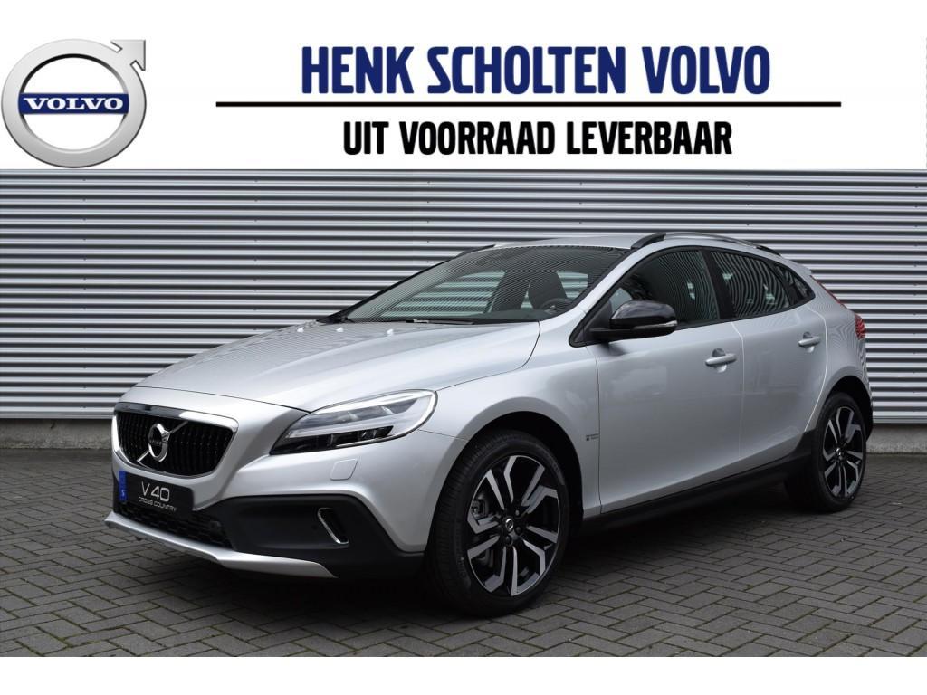 """Volvo V40 2.0 d2 aut nordic+ 18""""lm standkachel"""