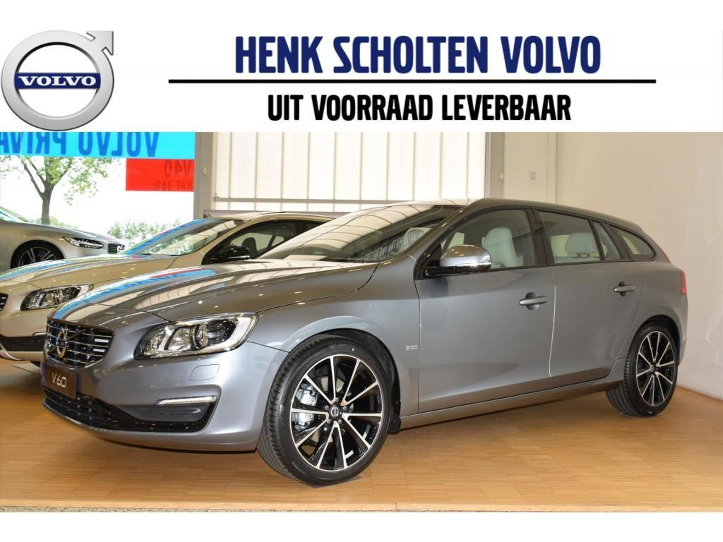 Volvo V60 T3 aut 152pk polar dynamic leder 19'' lm