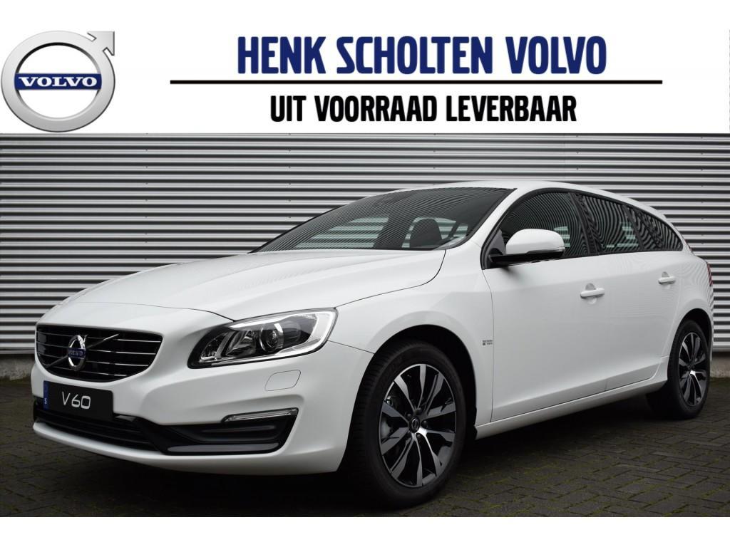 Volvo V60 T3 152pk polar+/dynamic/17-inch/navi/leder