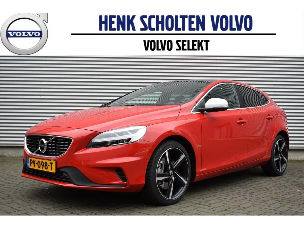 Volvo V40 T4 190pk aut business sport luxury panodak leder