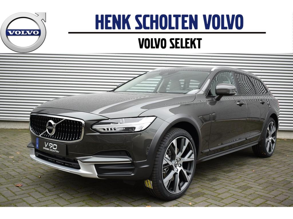 Volvo V90 cross country T5 250pk aut(8) awd 90th anniversary edition