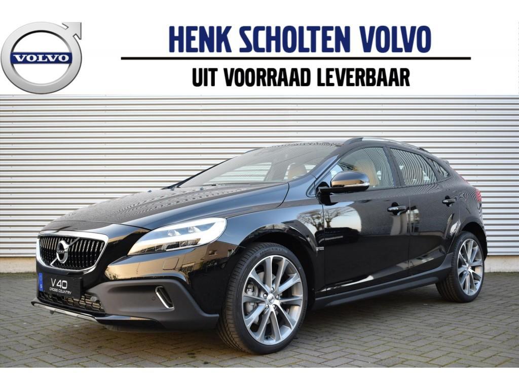 Volvo V40 Cc t3 152pk geartronic nordic+ luxury