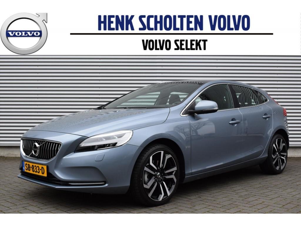 "Volvo V40 2.0 t2 122pk nordic+ luxury 18"" lm"
