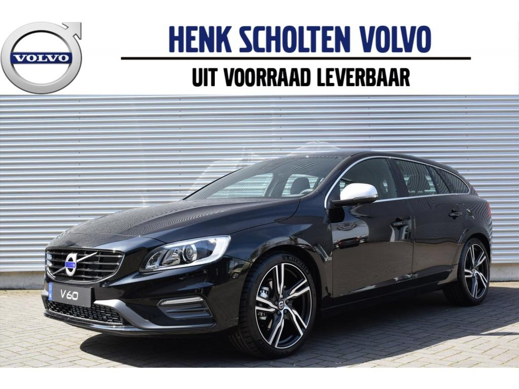 Volvo V60 T4 190pk geartronic business sport