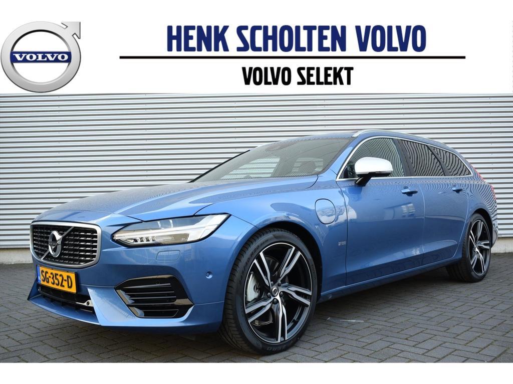 Volvo V90 T8 awd 407pk r-design full options
