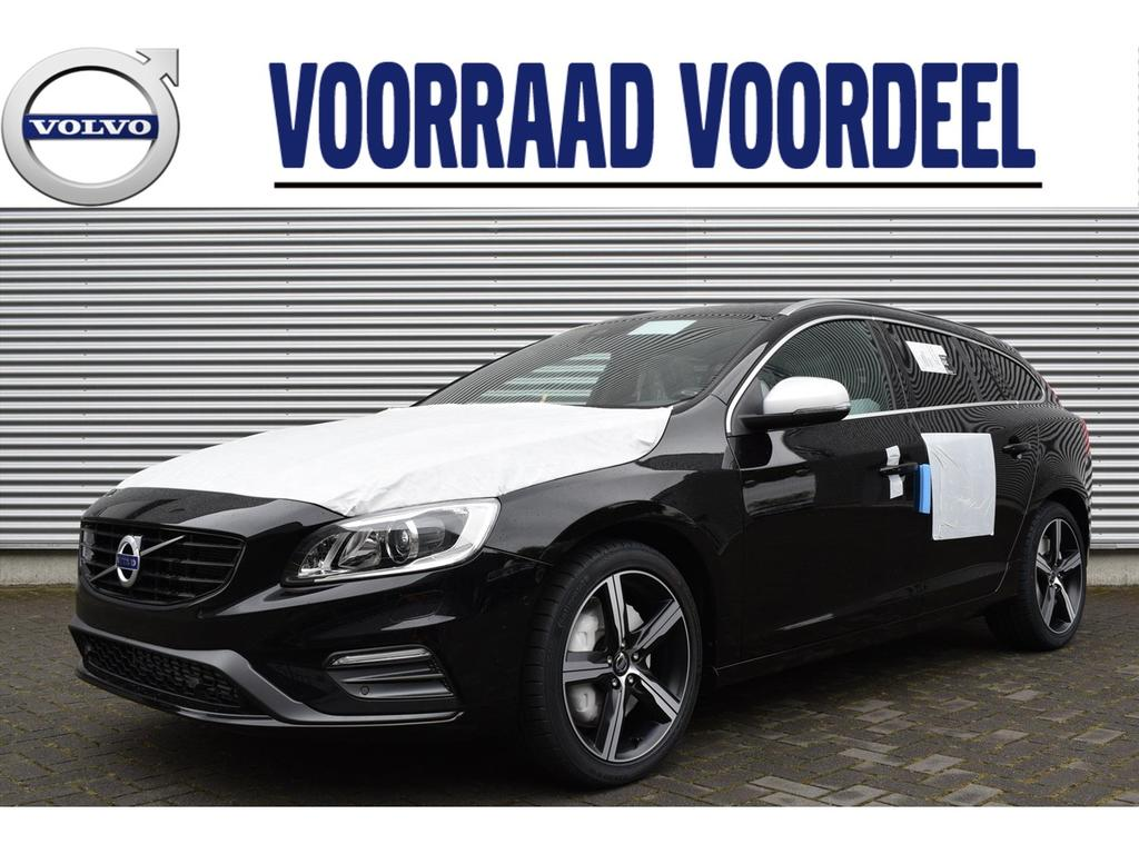 Volvo V60 T4 190pk r-design business sport