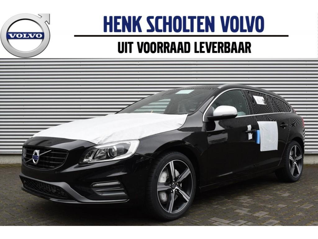 Volvo V60 T4 190pk r-design business sport