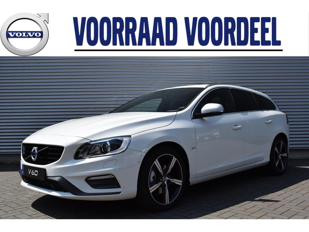 Volvo V60 T4 aut business sport luxury scandinavian-line