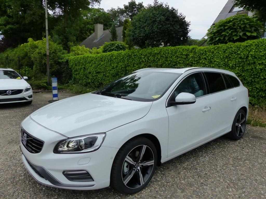 Volvo V60 T4 aut business sport luxury scandinavian-line